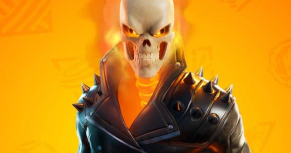 ¡La venganza es real! Ghost Rider ha llegado a Fortnite