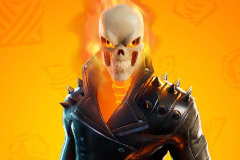 ¡La venganza es real! Ghost Rider ha llegado a Fortnite