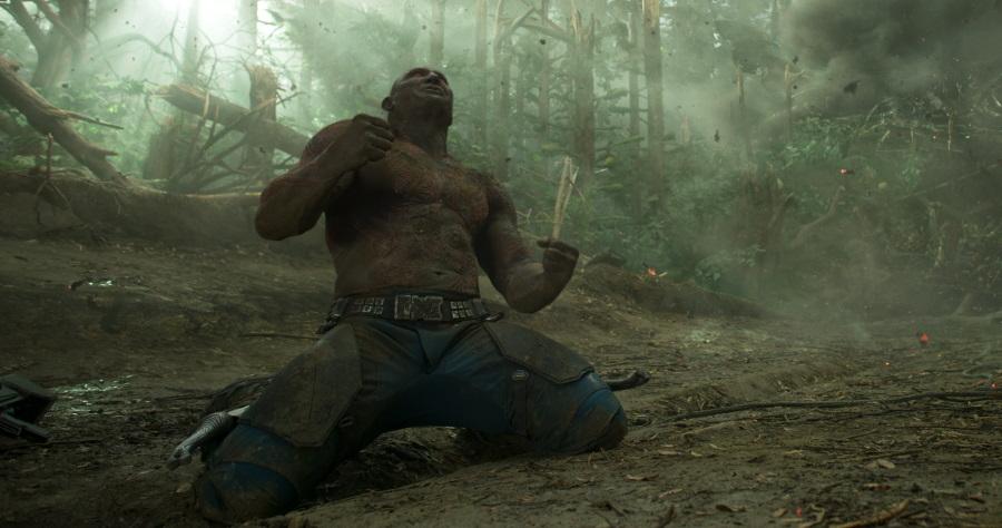 ¡Vuelve Drax! James Gunn confirma a Dave Bautista para Guardians of the Galaxy 3