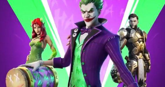 Joker tendrá un explosivo regreso a Fortnite