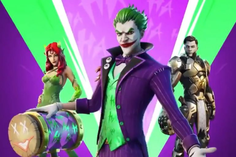 Joker tendrá un explosivo regreso a Fortnite
