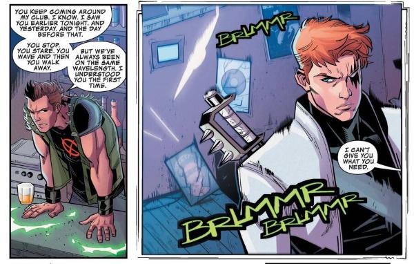 ¿Qué parejas del Universo Marvel se llevaron bien después de una ruptura?