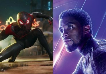 Marvel's Spider-Man: Miles Morales rinde homenaje a Chadwick Boseman