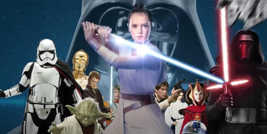 Star Wars guía para entender la saga