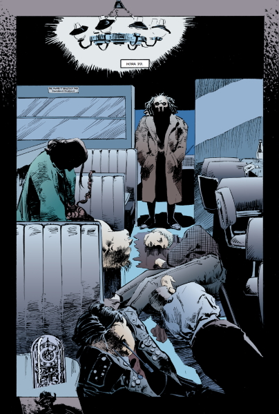 Neil Gaiman promete que The Sandman será una serie aterradora