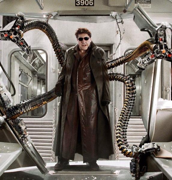 Spider-Man 3: Alfred Molina regresaría como Doctor Octopus