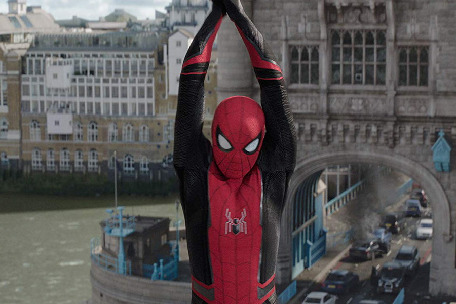 Tom Holland comparte una foto especial en el inicio de filmaciones de Spider-Man 3