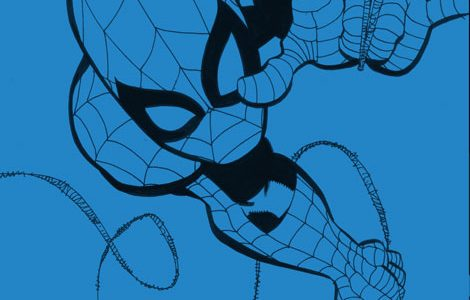 Marvel Deluxe – Spider-Man: Blue