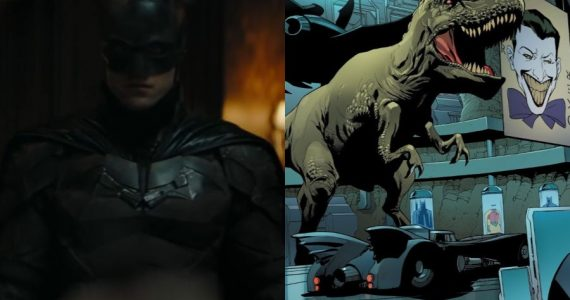 The Batman: Nuevas imágenes ponen al descubierto la Baticueva