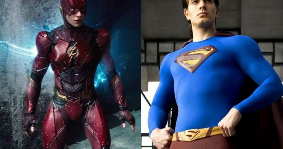 ¡Brandon Routh podría volver como Superman a The Flash!