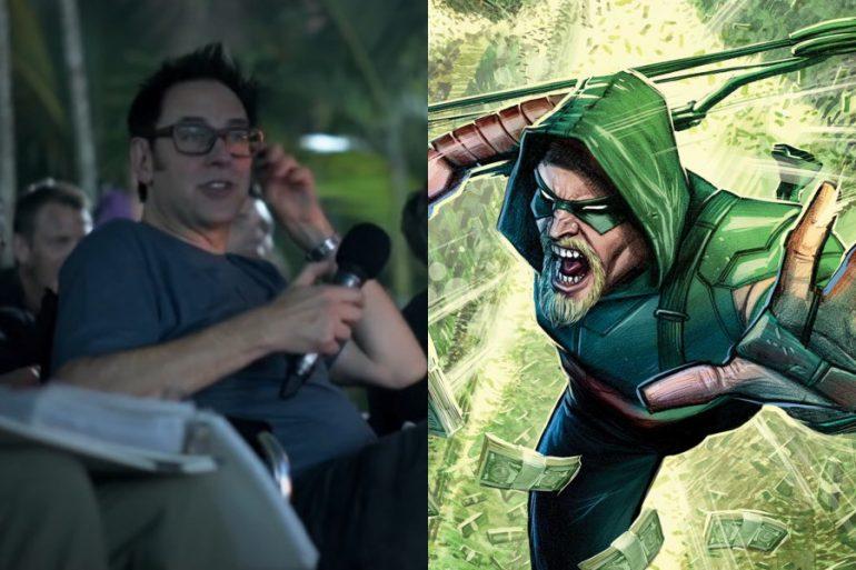 ¿Green Arrow estará presente en la serie The Peacemaker? James Gunn lo aclara