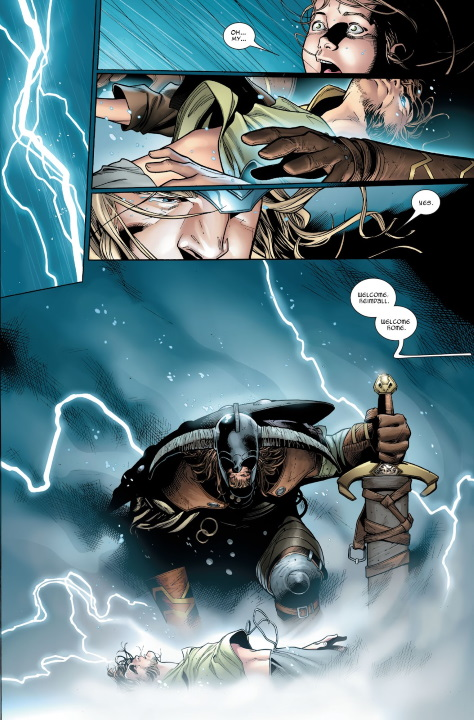 Razones para conseguir y leer Thor: Renacido