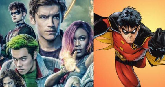 Nuevas imágenes de Titans revelan ¿al nuevo Robin?