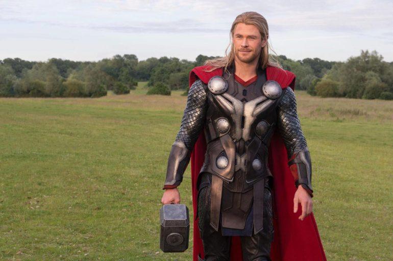 ¡Tómate un momento para escuchar el mensaje que Thor tiene para ti!