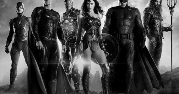 Justice League: Nuevo y sorprendente tráiler del Snyder Cut en blanco y negro