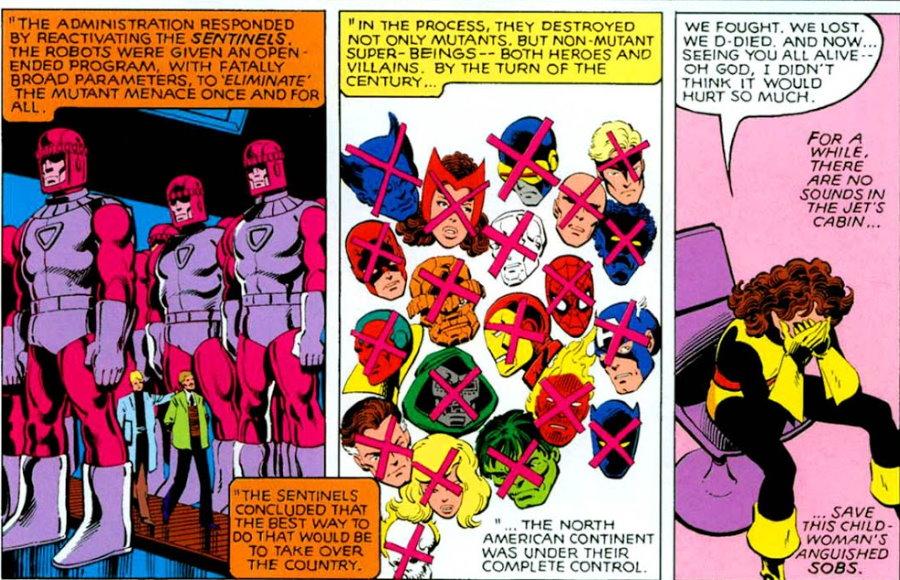 Razones para leer Uncanny X-Men: Días del Futuro Pasado