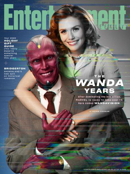 Descubre nuevas imágenes y más secretos de WandaVision