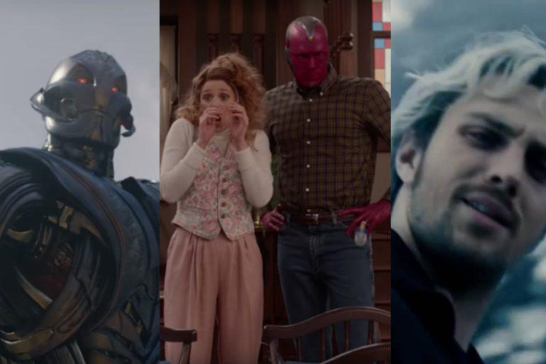Top 5: Personajes del MCU que podrían aparecer en WandaVision