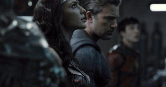 Zack's Snyder's Justice League devela nuevas imágenes inéditas