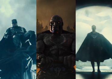 Zack Snyder analiza los detalles del tráiler de Justice League