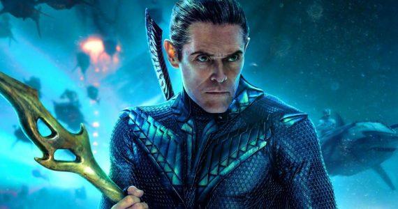 Vulko tendrá una apariencia diferente en Zack Snyder's: Justice League