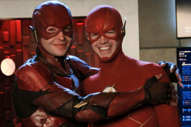 Así se está planeando el Multiverso de películas y series de DC