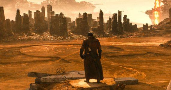 Batman v Superman: Zack Snyder comparte un nuevo vistazo en IMAX remasterizado