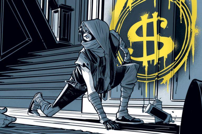Caminante Nocturno: Bruce Wayne antes de Batman