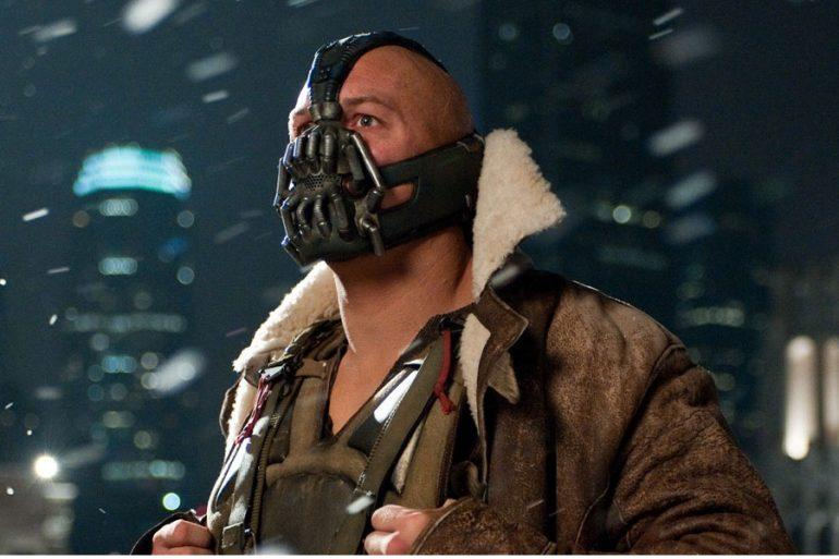 Christopher Nolan cree que los fans no han apreciado del todo al Bane de Tom Hardy