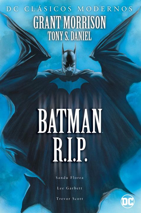 DC Clásicos Modernos – Batman R.I.P.