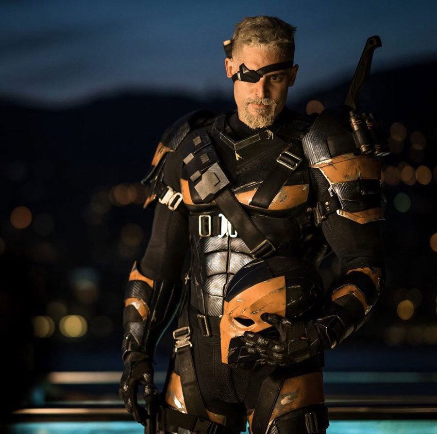 Deathstroke habría estado en la película descartada de Batman y en Justice League 2