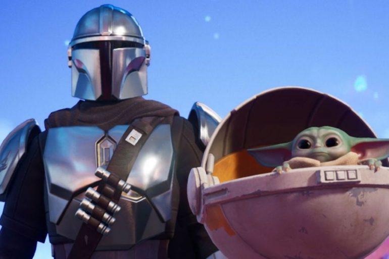 Galactus, Baby Yoda y The Mandalorian, las novedades de Fortnite