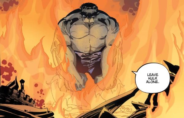 Hulk Gray: Del error de imprenta a la personalidad del Gigante Esmeralda