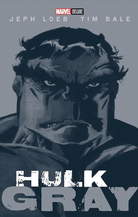Marvel Deluxe - Hulk Gray