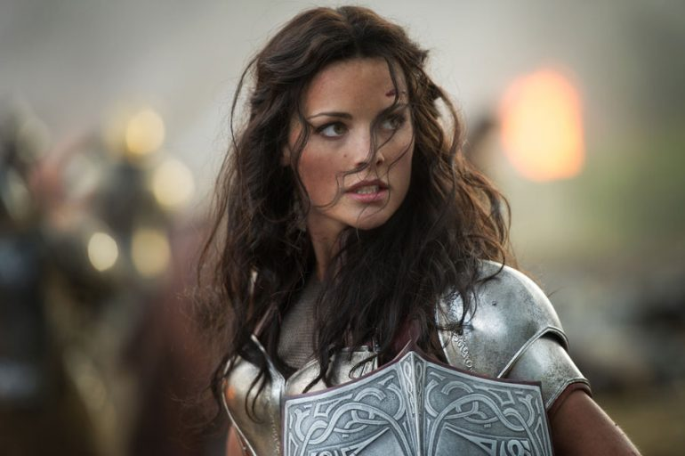 Jaimie Alexander regresará como Lady Sif en Thor: Love and Thunder