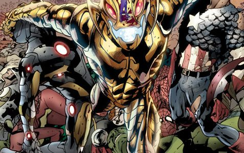 Marvel Grandes Eventos – Age of Ultron