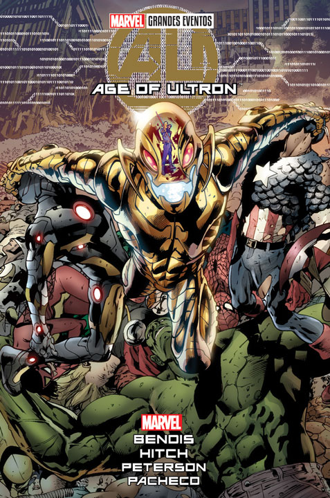 Marvel Major Events - Age of Ultron