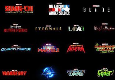 Marvel Studios presenta sus novedades para la Fase 4 del MCU