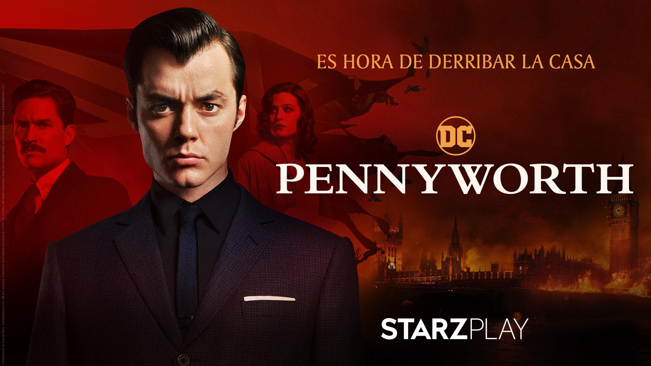 Pennyworth: tráiler, póster y fecha de estreno de la temporada 2