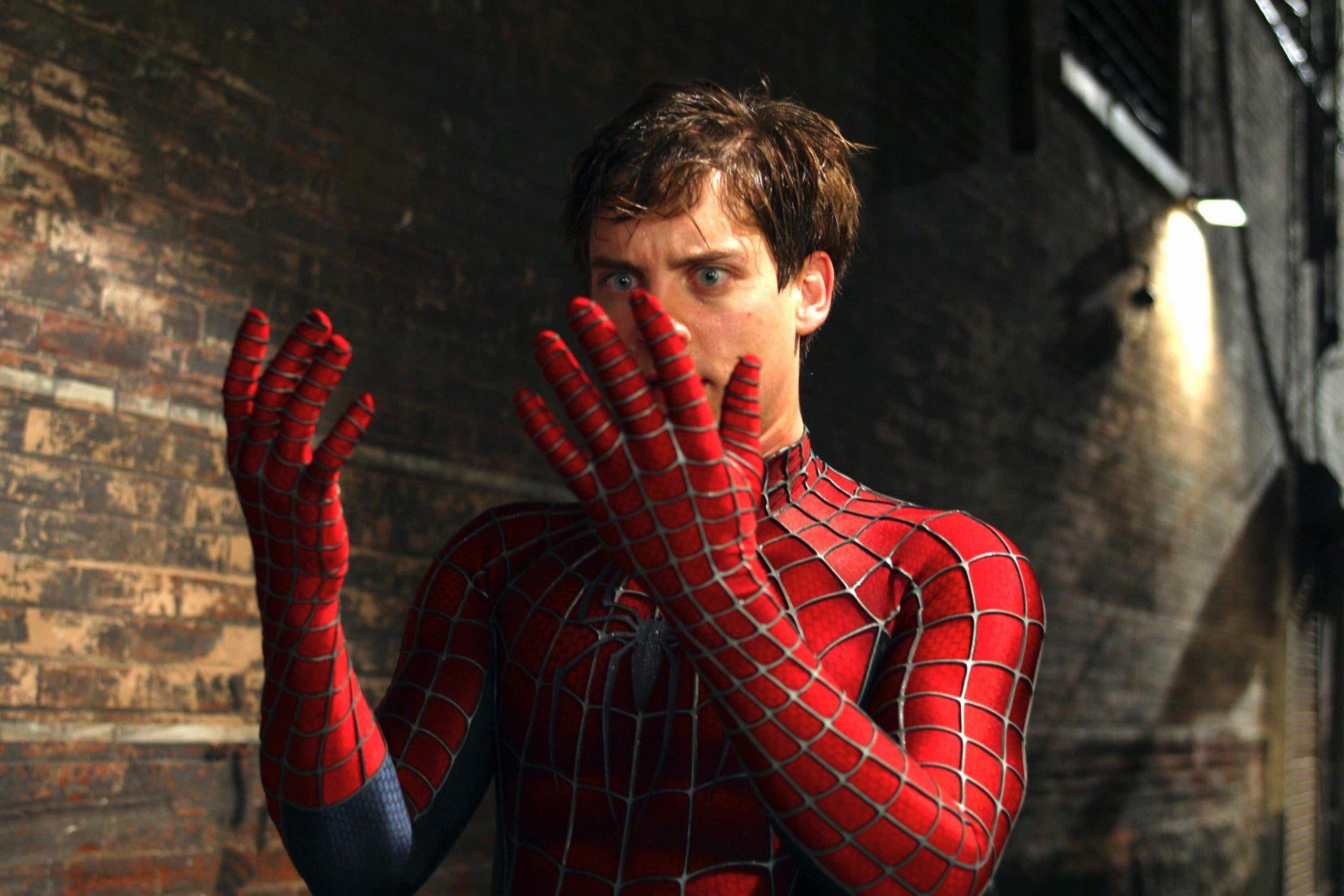 Punisher tuvo un cameo en Spider-Man 2 con Tobey Maguire y no te diste cuenta