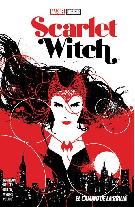 Marvel Básicos – Scarlet Witch: El camino de la bruja