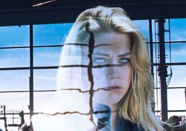Un fan art muestra cómo se vería Amber Heard como la Mujer Invisible