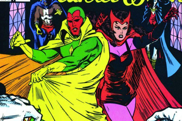WandaVision: spot de TV dan una mejor vista de los héroes con los trajes de los cómics