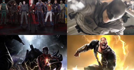 ¿Que viene para DC Comics en el cine tras el estreno de Wonder Woman 1984?