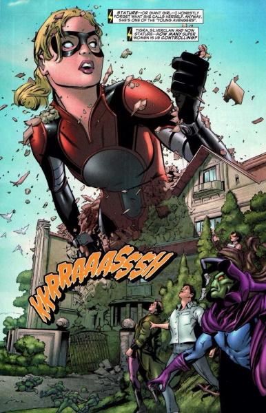 Ant-Man and the Wasp: Quantumania contará con el debut de Stature