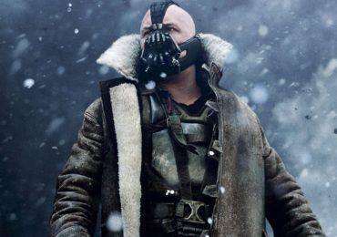 Tom Hardy se inspiró en Christopher Nolan para interpretar a Bane