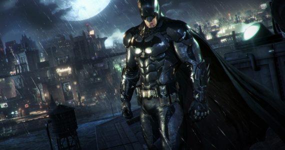 Batman: Arkham Knight recibe una nueva actualización