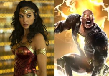¿Wonder Woman estará en la pelicula de Black Adam?