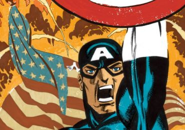 Jeph Loeb y Tim Sale añaden color a Captain America: White