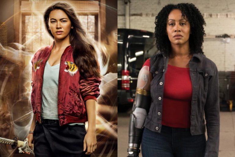 ¿Marvel Studios podría traer la serie Daughters of the Dragon?